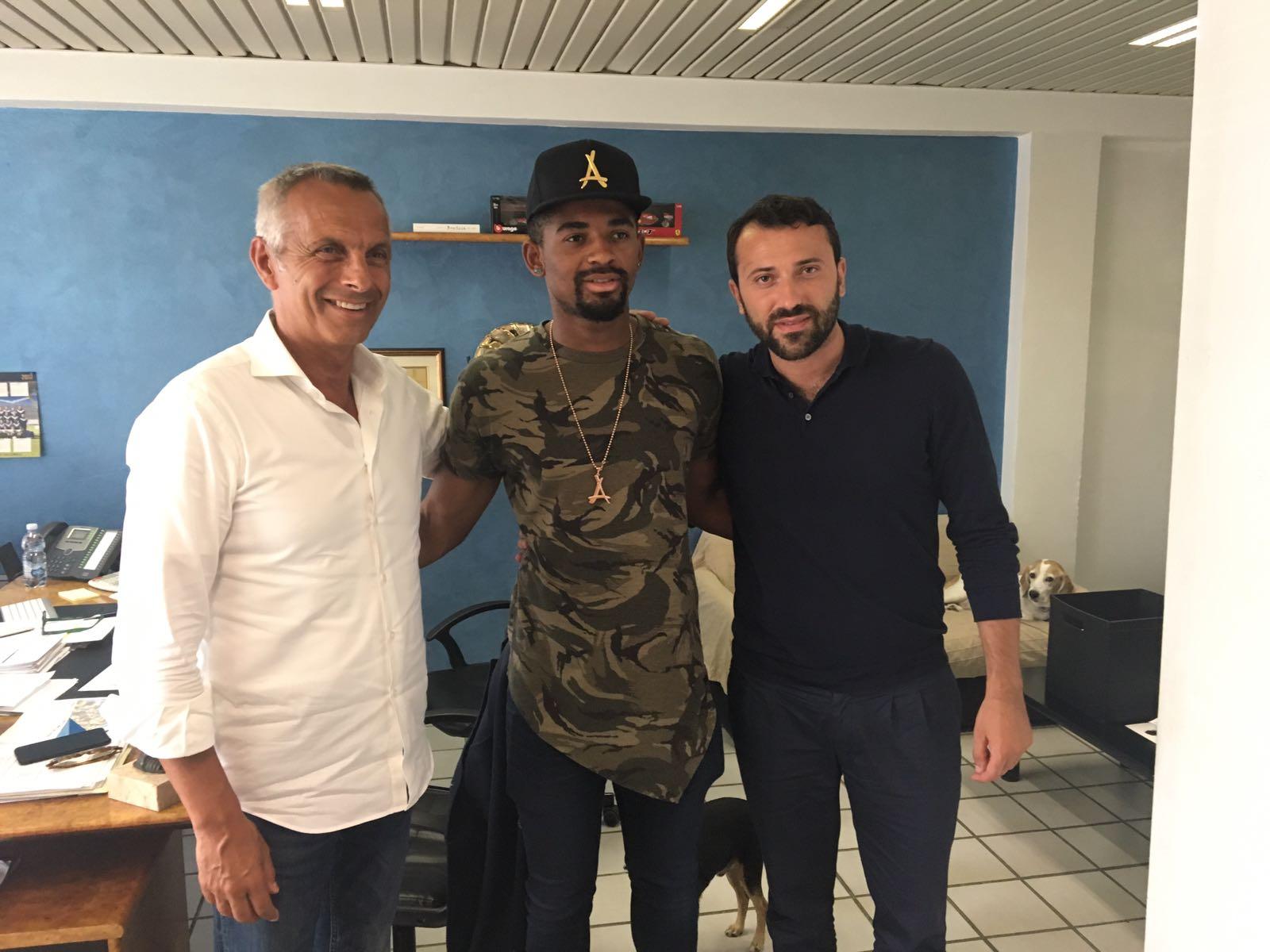 Brescia Calcio: ufficiale l'arrivo dalla Roma di Machin