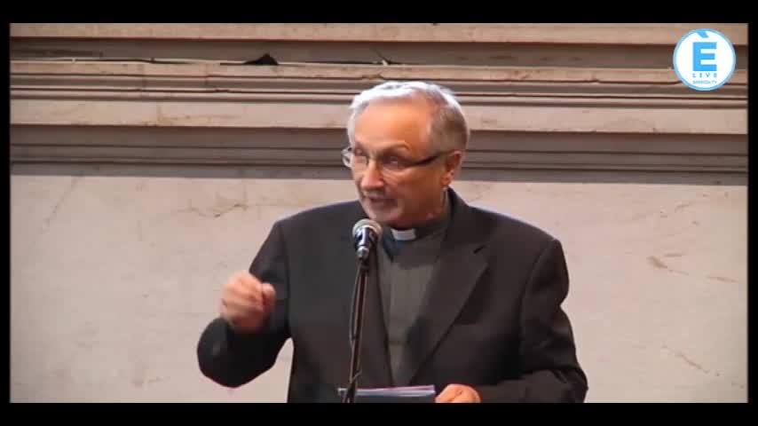 """Consegna del """"Grosso d'Oro"""" a monsignor Luciano Monari"""
