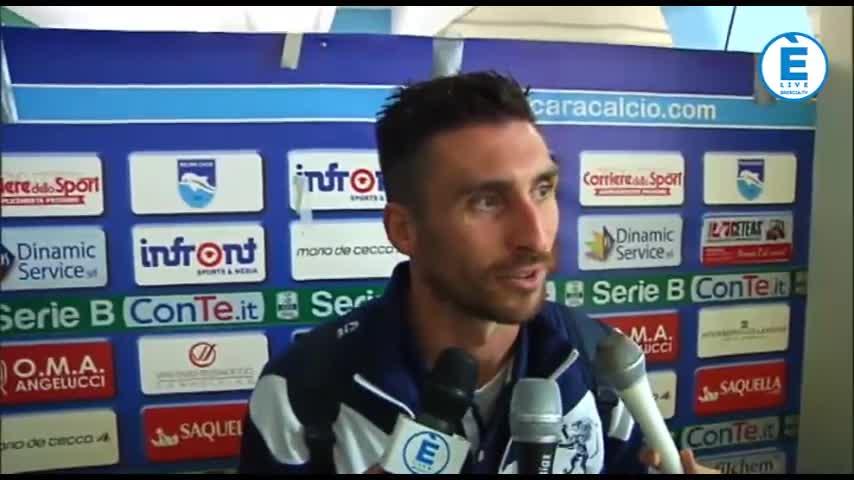 """Brescia sulle ali dell'Airone anche a Pescara: """"Merito di Marino"""""""