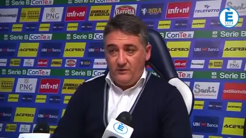 """Brescia, le prime parole di Boscaglia: """"Sorpreso della chiamata di Cellino"""""""