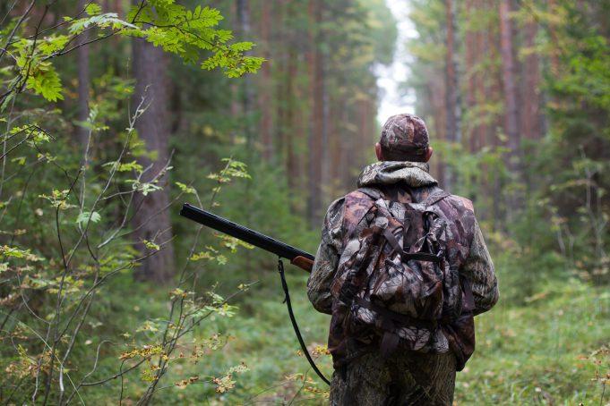 trasferta per la caccia