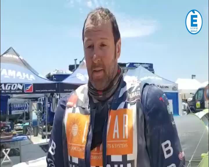 Sfiancante la quarta tappa della Dakar!