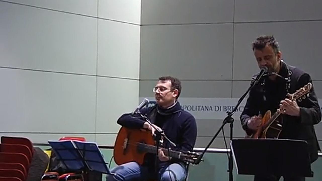 MetroPoesia, intervista a Flavio Pasotti e Federico Manzoni