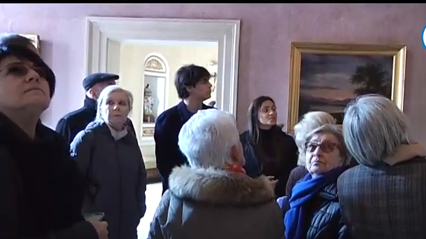 Giornate del Fai, lo splendore di Palazzo Tosio