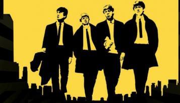 Yellow Goodbye. Non ci sono scuse, i Beatles dovevano esserci!
