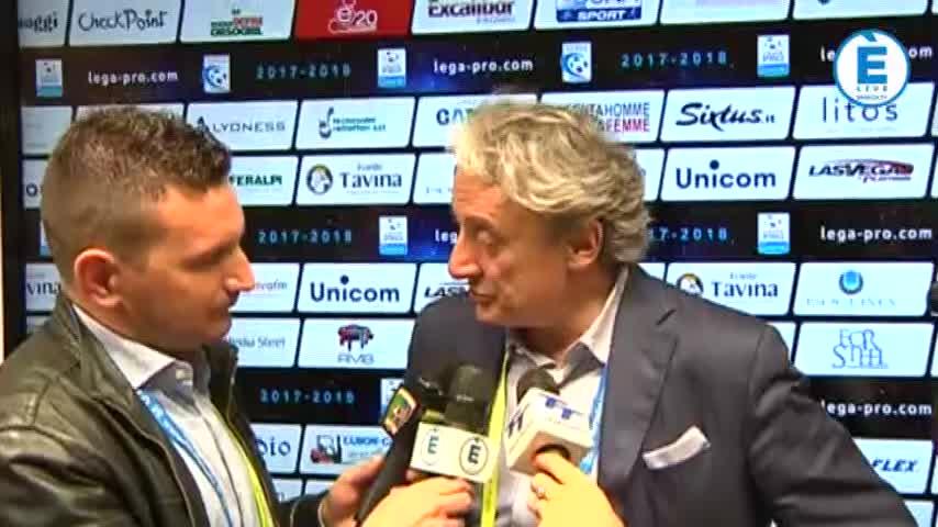 """Feralpisalo', Pasini ci crede: """"A Catania possiamo fare l'impresa"""""""