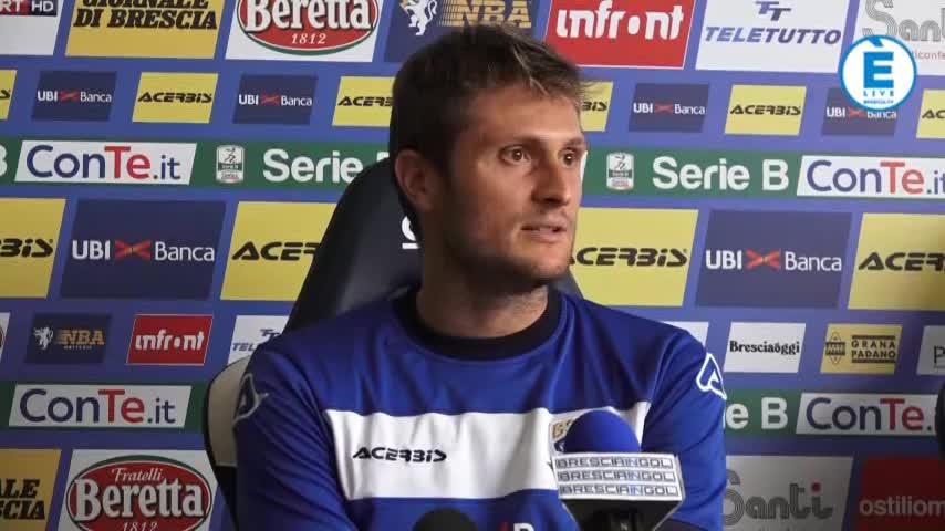 """Brescia Calcio, Romagnoli si presenta: """"Qui per costruire un progetto vincente"""""""