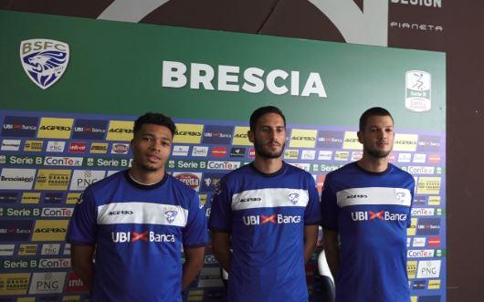 Brescia Calcio, tris di giovani per Suazo: Bastianello, Carillo e Belkheir