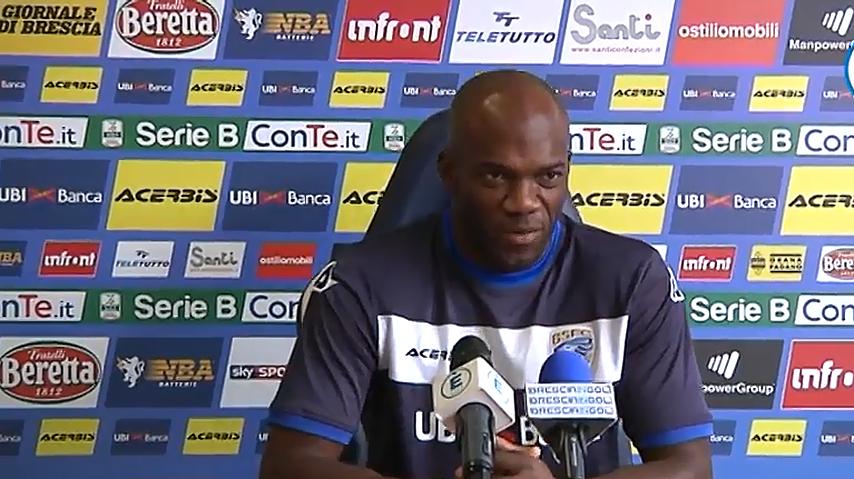 """Brescia Calcio, Suazo: """"Siamo pronti a prenderci i primi 3 punti"""""""