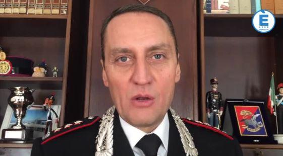 """Carabinieri, """"nel 2018 aumentati i furti nelle abitazioni"""""""