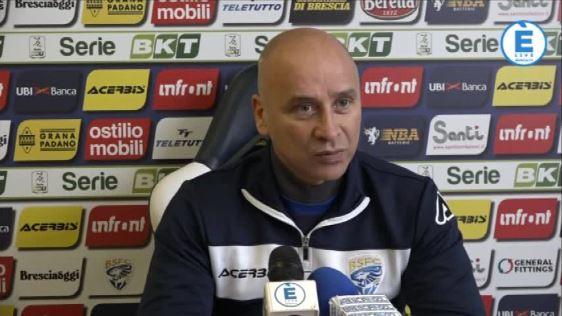 """Corini, """"la Lazio è la squadra più in forma e in un momento di grande fiducia"""""""