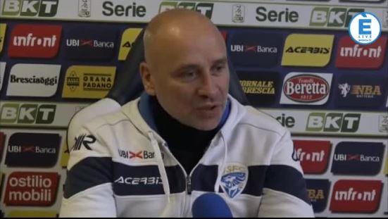 """Brescia, Corini: """"Pescara temibile. Tonali predominante"""""""