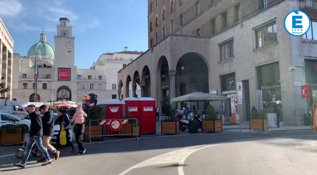 San Faustino blindata, misure di sicurezza in città
