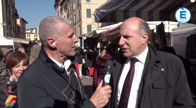 """San Faustino, Mucchetti: """"Festa in sicurezza per i cittadini"""""""