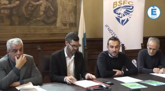 Brescia, in città la prima scuola calcio ufficiale