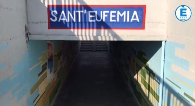 """Progetto """"BresciaMyTown"""", rigenerato il sotto passo Sant'Eufemia"""