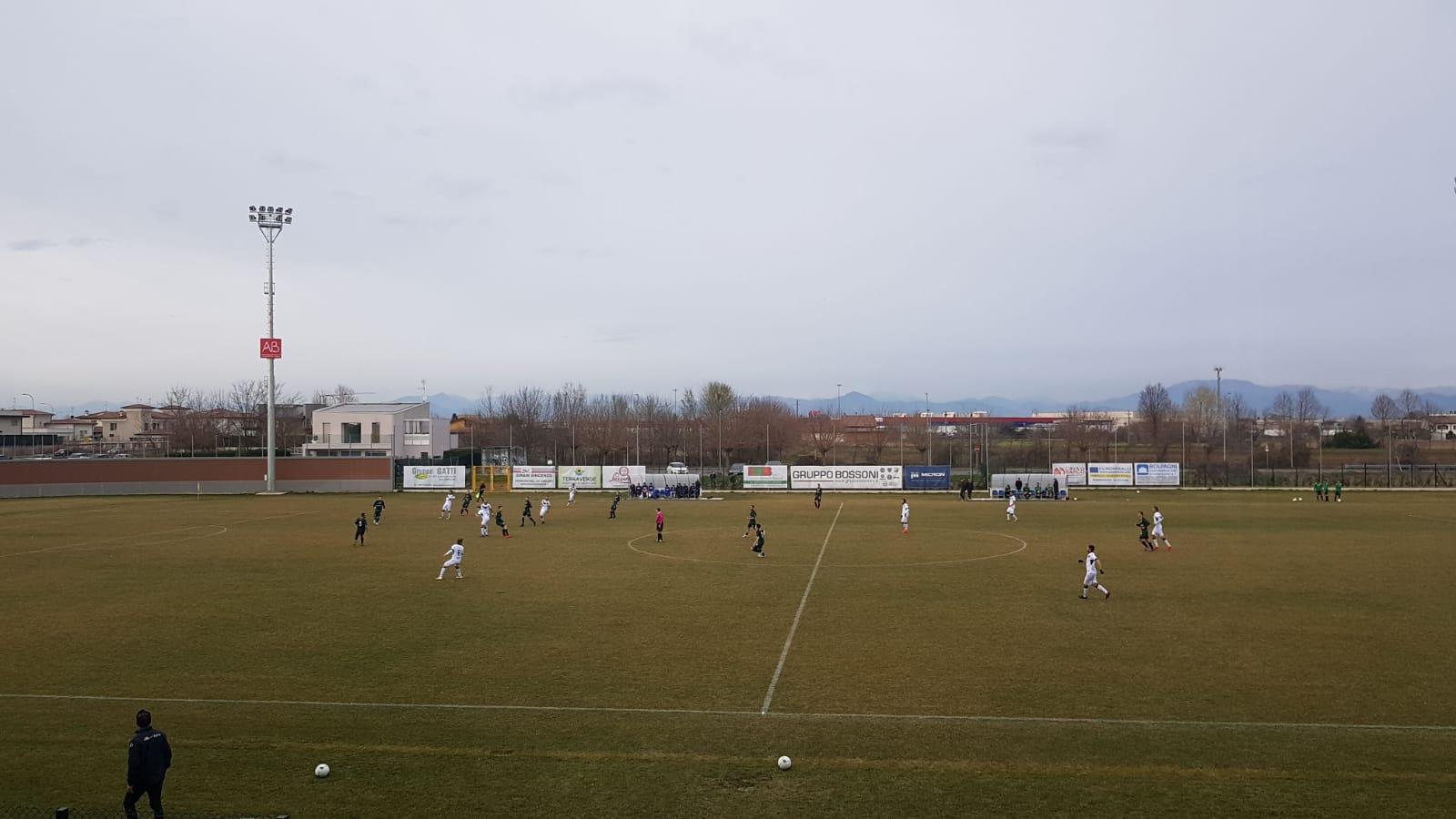 Brescia, ottimi test contro Orceana e Bagnolese. Ma Martinelli si fa male
