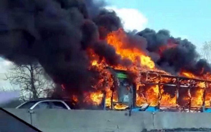 Tentata strage sul bus d'alunni: il senegalese fermato nel 2007 a Brescia ubriaco