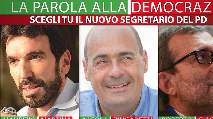Primarie Pd a Brescia, 143 seggi allestiti per domenica 3 marzo dalle 8.00 alle 20.00