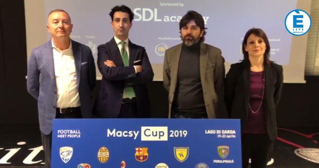 """Presentata a Rezzato la """"Macsy Cup"""""""