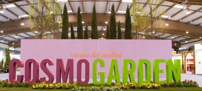 Cosmogarden, al Brixia Forum è iniziata la fiera del verde