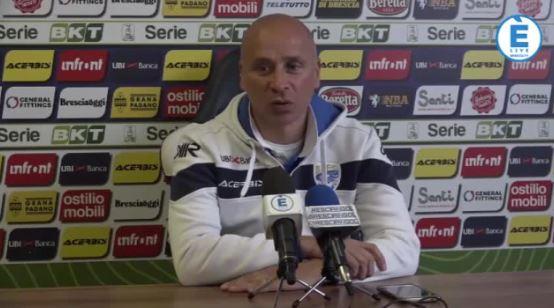 """Brescia, Corini: """"Fisicamente e mentalmente pronti per Verona"""""""