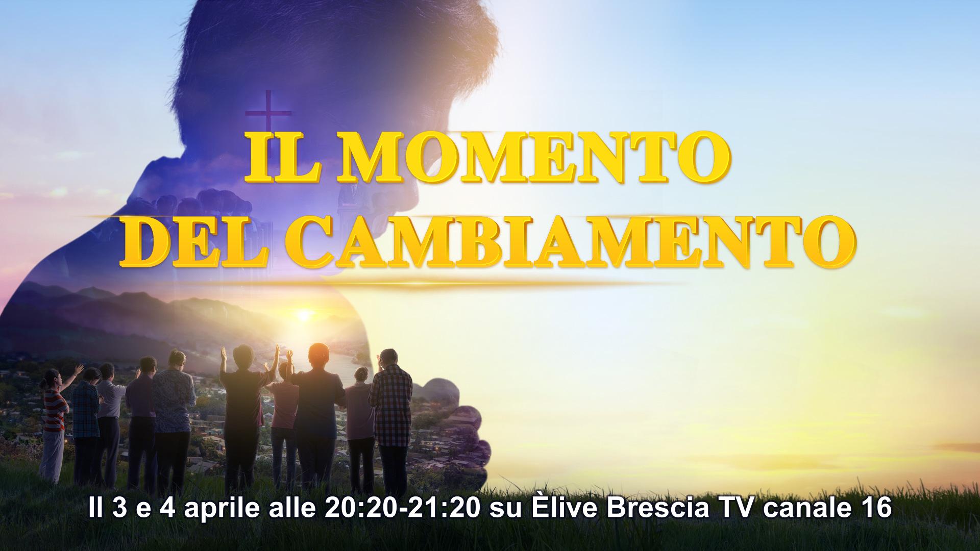 """""""Il momento del cambiamento"""". Su ÈliveTv una nuova settimana con """"Luce da Levante"""". Dalle 20.20"""