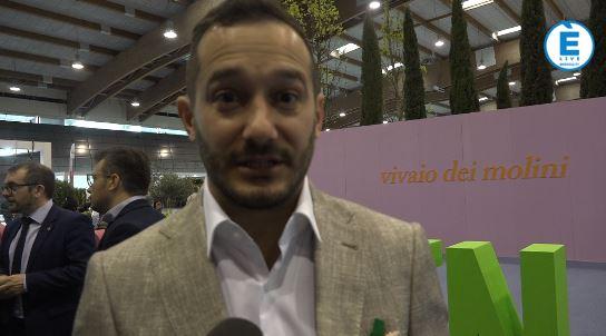 """Cosmogarden, Mauro Grandi: """"Tre giorni di apprendimento, non solo acquisti"""""""