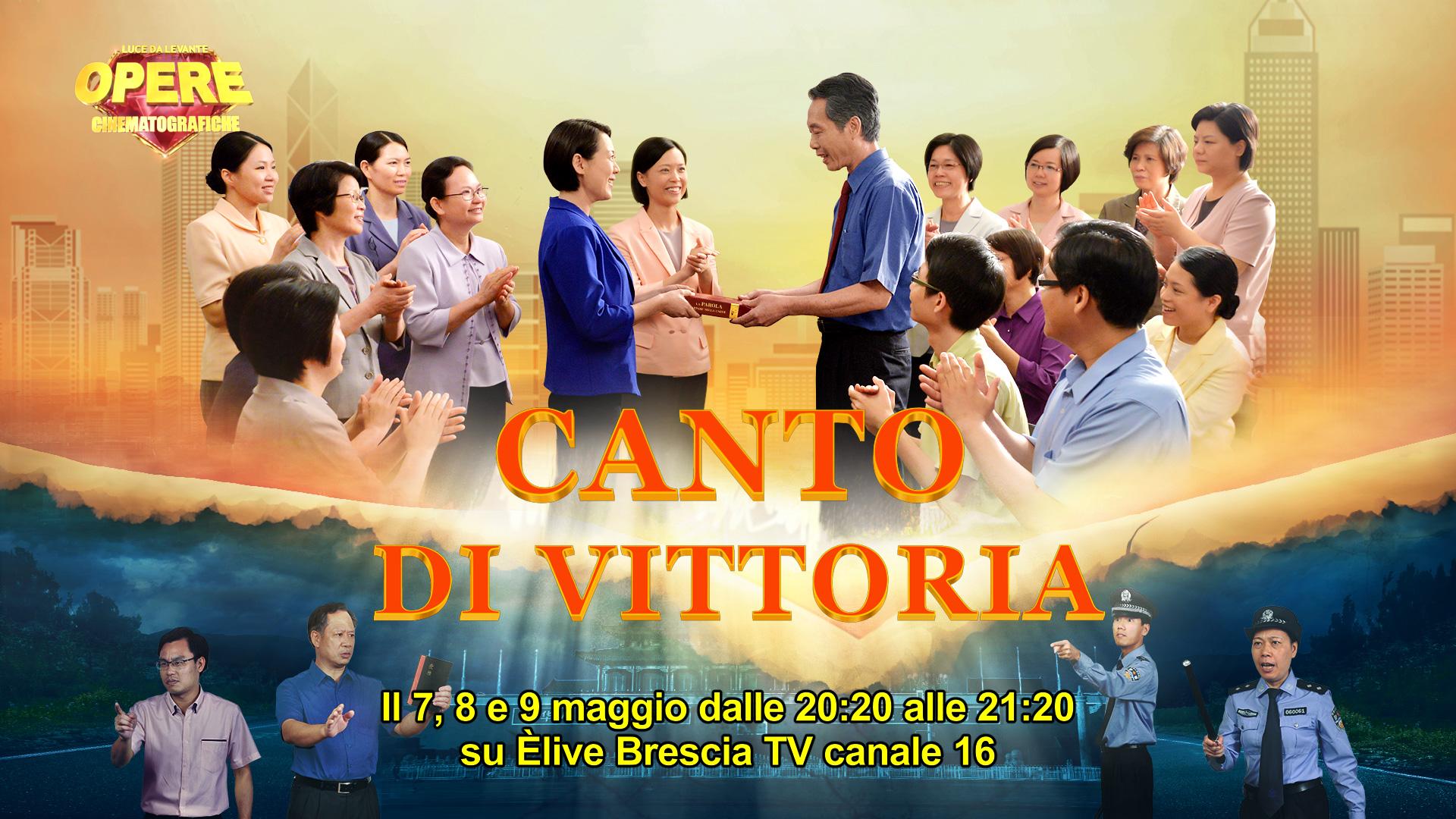 """Luce da Levante, speciale appuntamento questa sera su ÈliveTv con """"Canto di Vittoria"""""""