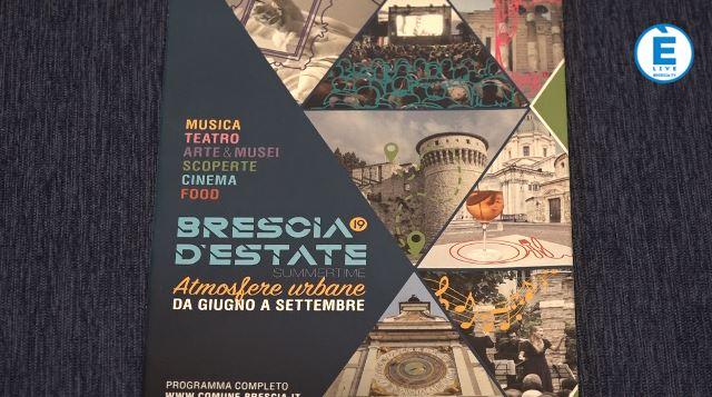 Brescia d'estate, da giugno a settembre città ricca di eventi