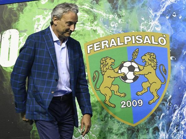 """Feralpi Salò, Pasini: """"Sottili profilo giusto in questo momento, l'obbiettivo resta la promozione"""""""