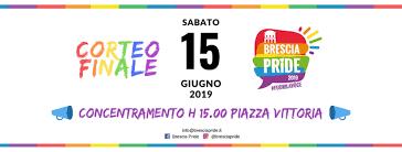 """Brescia Pride 2019, al via la """"Pride week"""", aspettando il corteo del 15 giugno"""