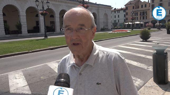 La pedonalizzazione di Piazza Arnaldo divide anche i pedoni