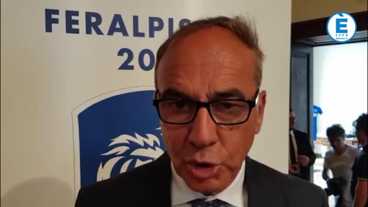 Feralpisalò: Luca Faccioli nuovo direttore generale