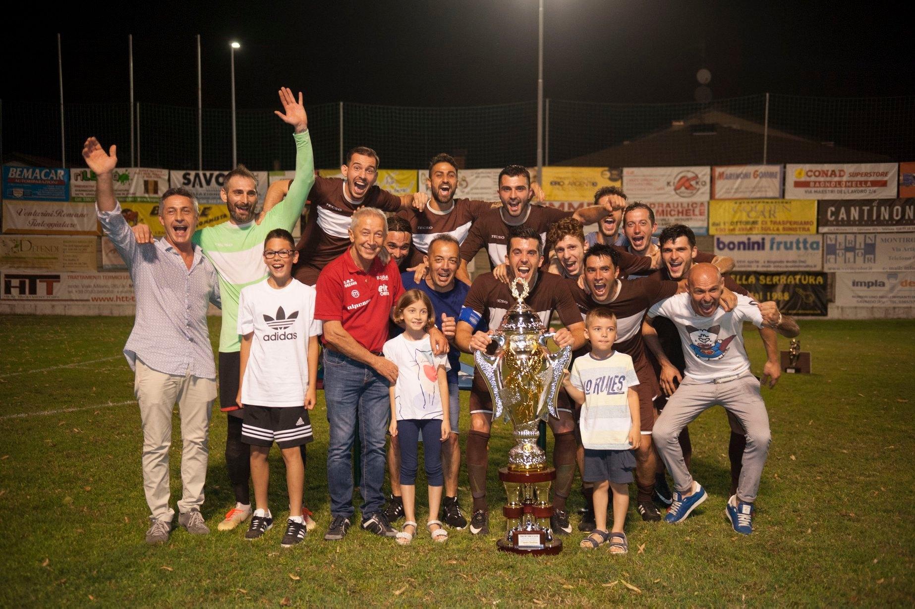 """Torneo Porzano di Leno, """"I Galli del Mauro"""" sono campioni: highlights e interviste"""