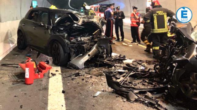 """Incremento di incidenti stradali mortali: """"Mancano controlli e senso civico"""""""