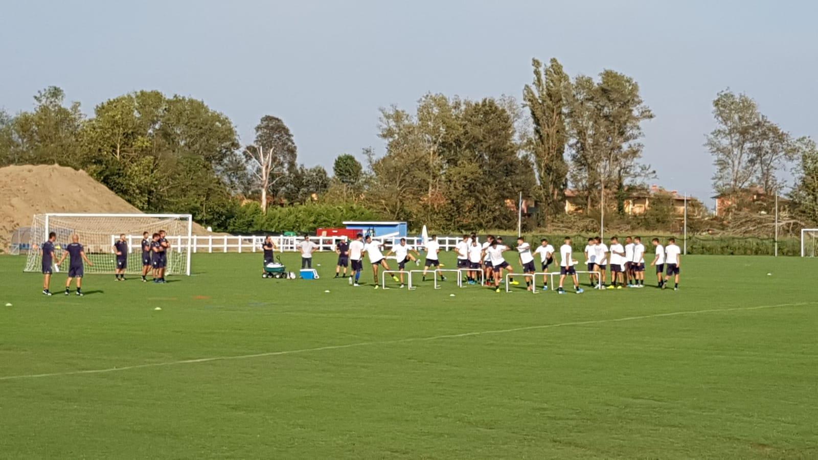 Brescia Calcio, buone notizie: Sabelli e Torregrossa recuperati in vista del Milan