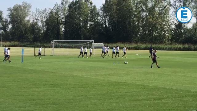Brescia, Chancellor si allena con il gruppo: in campo con il Bologna?