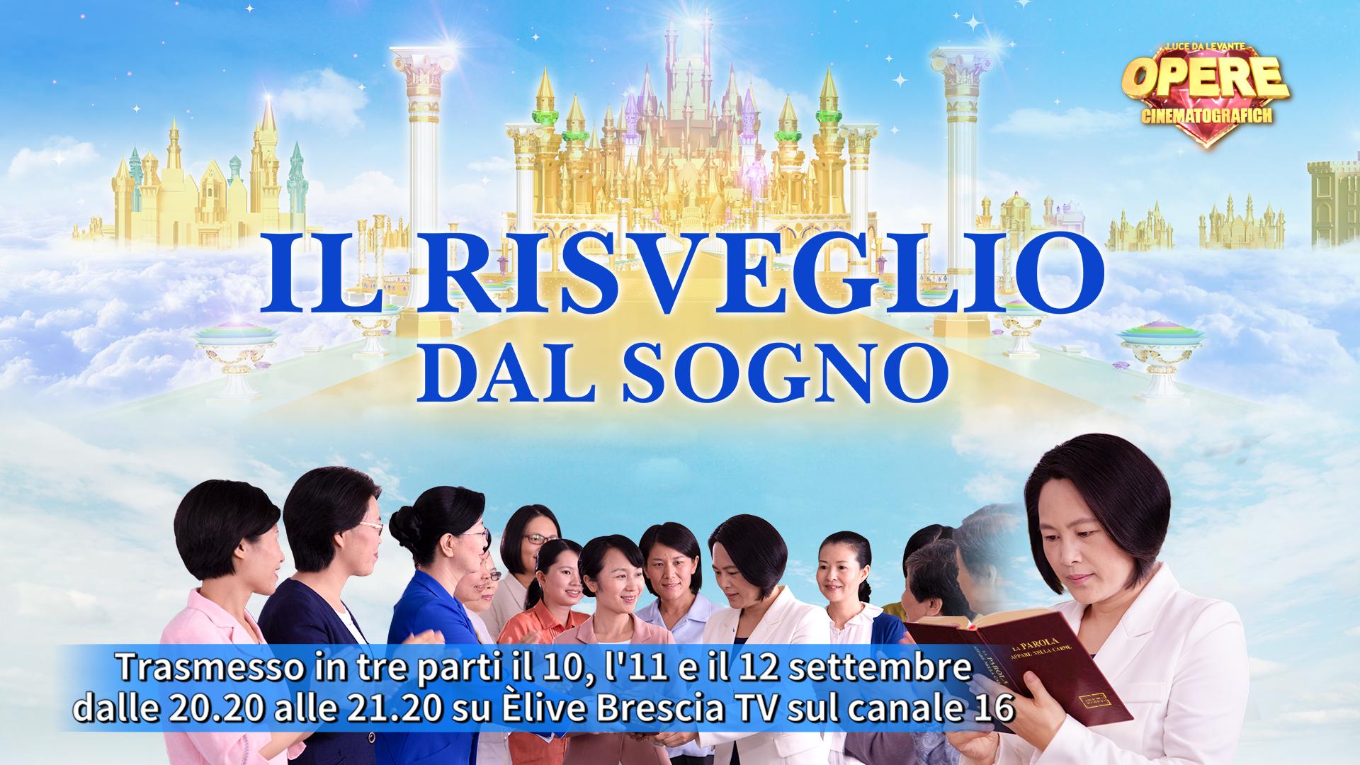 """""""Il risveglio dal sogno"""", stasera alle 20.20 tornano su ÈliveTv le produzioni di """"Luce da Levante"""""""