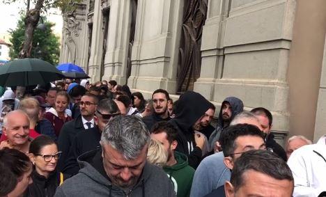 Brescia – Juventus: vendita dei biglietti tra code e polemiche