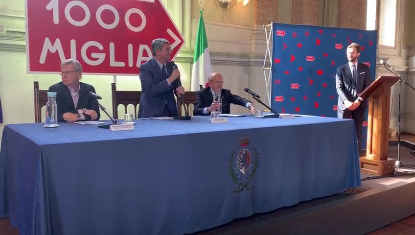 1000Miglia 2020, nel cuore dell'Italia ferita dal terremoto