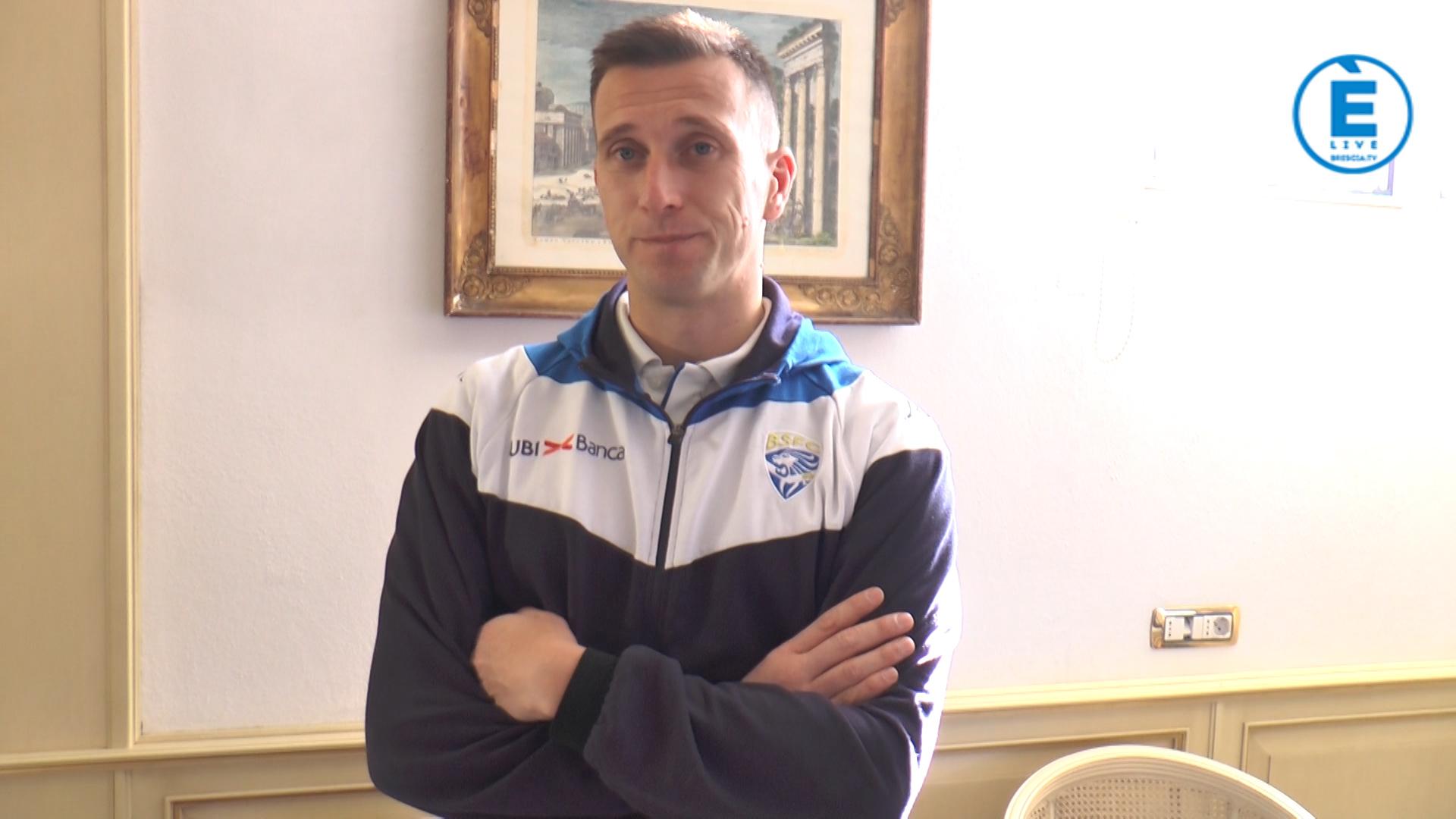 Brescia in ritiro, Daniele Gastaldello a 360 gradi