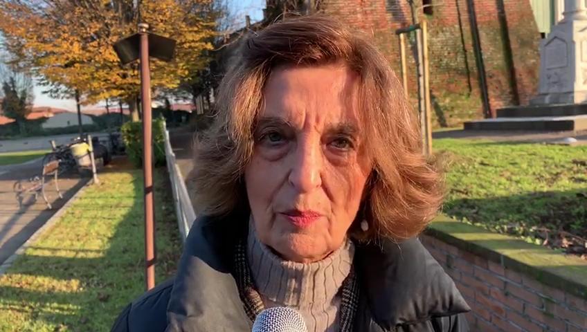 """Piera Stretti al funerale di Mara Facchetti  """"Donne correte ai ripari prima …"""""""