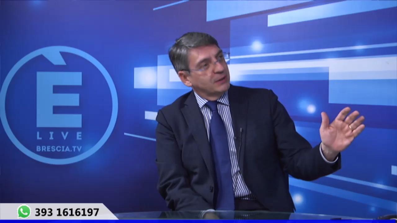 """Fondi Tpl, Del Bono a Rolfi """"Brescia penalizzata, non puo' trattare male il suo territorio"""""""