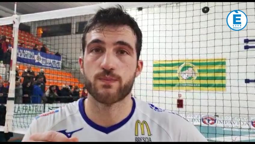Sorpresa Brescia: batte Ortona e porta la semifinale di Coppa al San Filippo