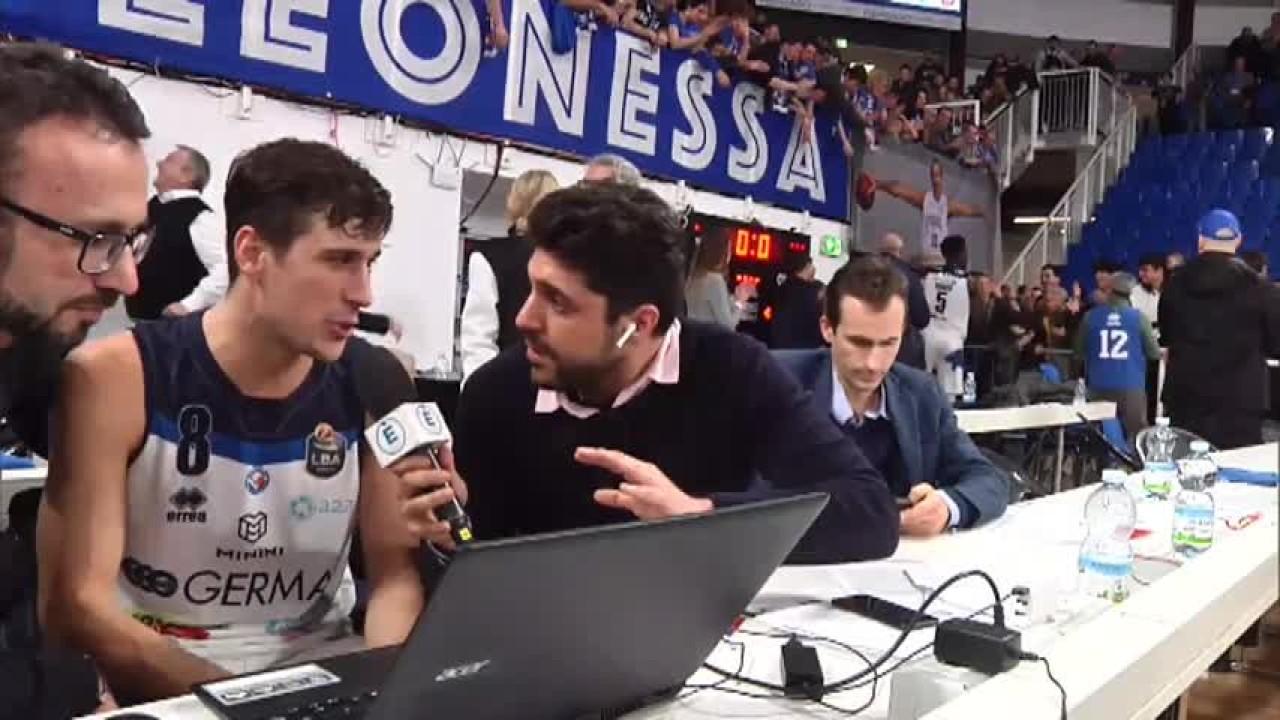 Germani Basket inarrestabile, cade anche Olimpia Milano 78-72