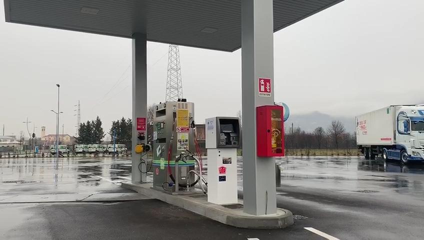 Metano liquido, impianto chiuso a causa dello sciopero in Francia