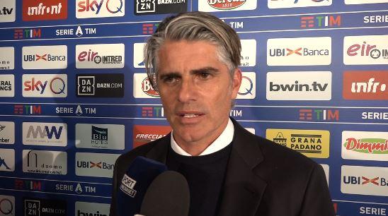 """Brescia, Lopez: """"La squadra ha qualità ma bisogna fare punti"""""""