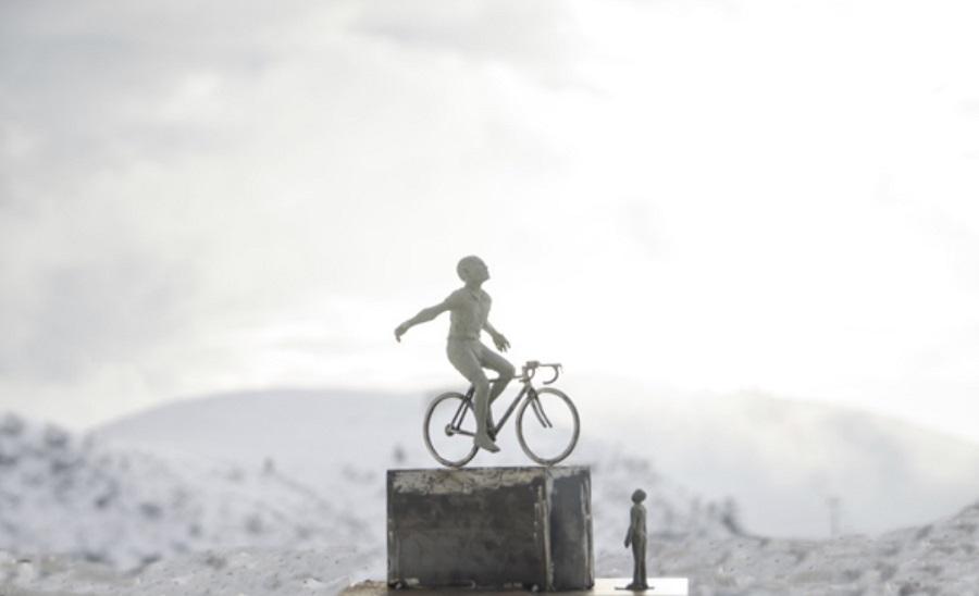 Regione ricorda il 'pirata' Pantani. Magoni: una statua a Montecampione (Brescia)