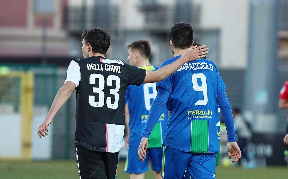"""""""Una sconfitta pesante"""" con la Juventus under 23"""